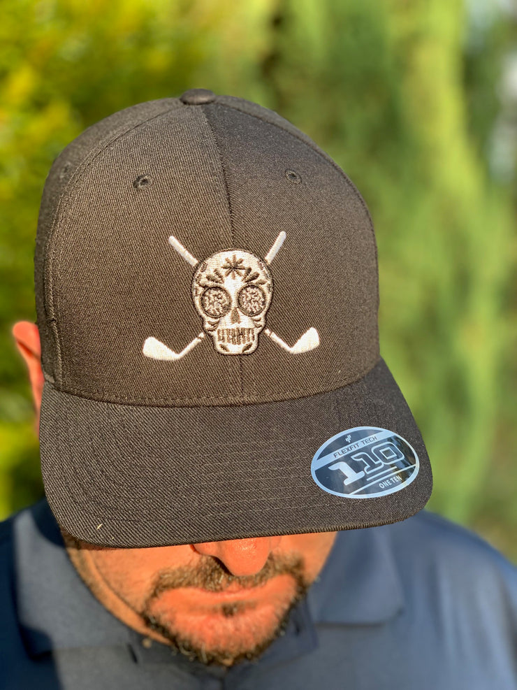 Chuco Golf Hat- Black