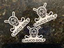 Load image into Gallery viewer, Chuco Golf Decal