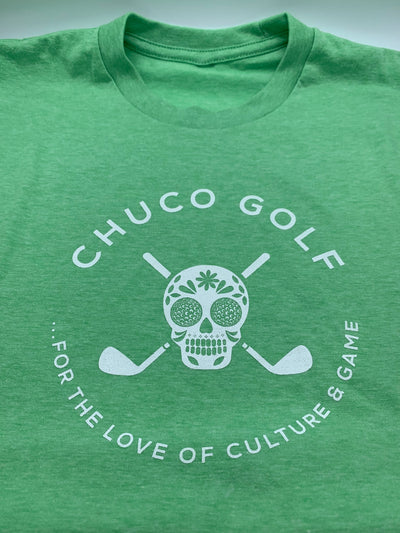New Chuco Tee- Fescue Heather