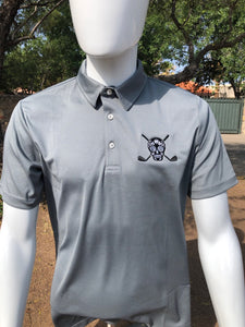 Chuco Golf Polo- Grey