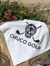 Load image into Gallery viewer, Chuco Towel- White