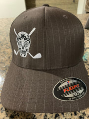 Chuco Zoot Pin-Stripped Golf Hat