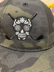 Chuco Golf Hat- Hunter