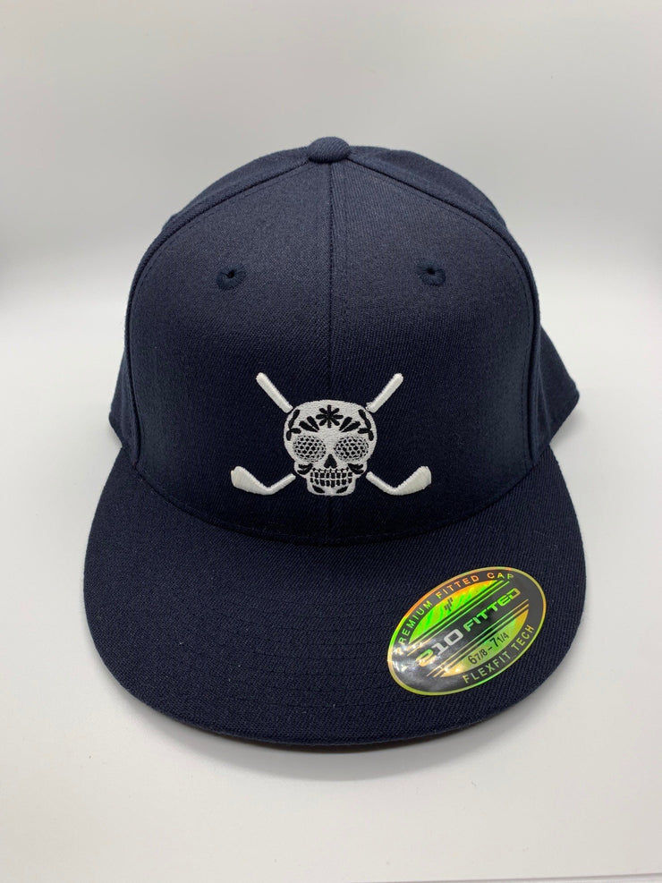 Chuco Golf Flat Bill- Deep Navy