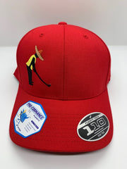 Chuco Golf Rojo Sombrero Collection