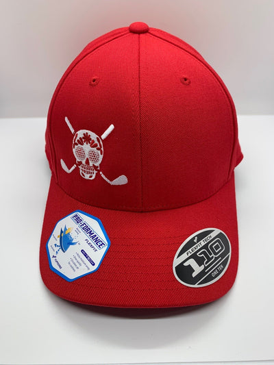 Chuco Golf Hat- Red/White SS