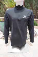 Load image into Gallery viewer, Chuco LS Sport- 1/4 Zip Black