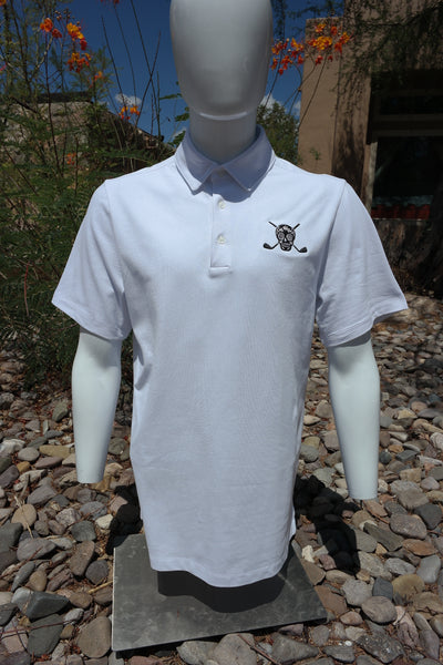Chuco Executive Polo- Blanco