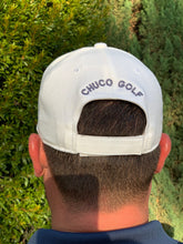Load image into Gallery viewer, Chuco Golf Hat- White/Grey
