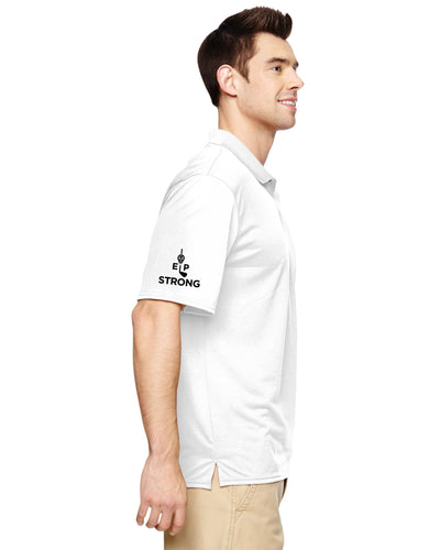 EL Paso Strong Sport Polo - Blanco