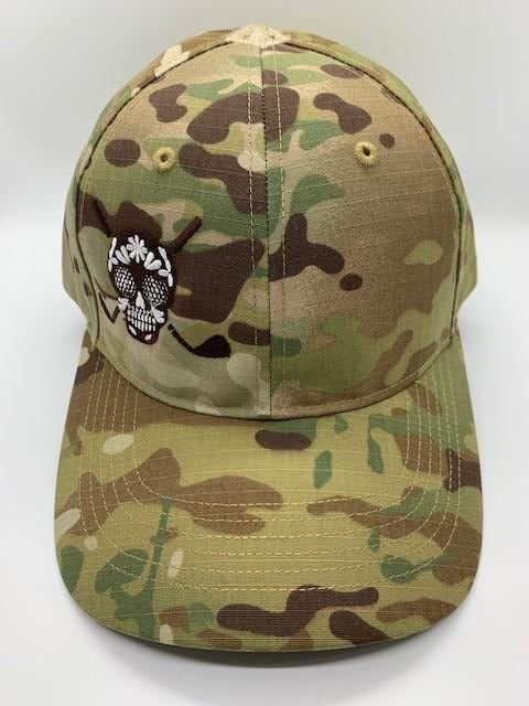 Chuco Golf Hat- Army Desert Camo