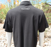 Chuco Executive Polo- Black