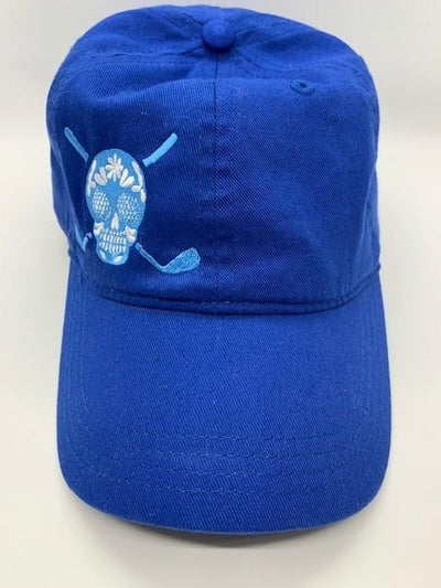Lil' Chuco Golf Cap- Royal Blue Youth