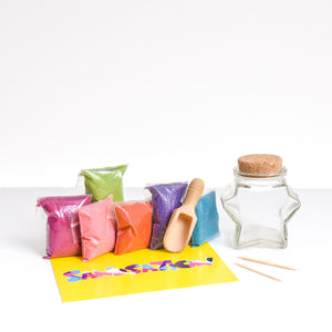 Small Star Sand Bottle Kit