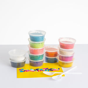 Girls 10pc Sand Art Craft Pack