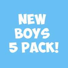 Load image into Gallery viewer, NEW Boys 5pc Sand Art Craft Pack