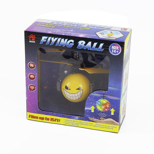 Flying Smiling Saucer