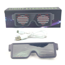 Load image into Gallery viewer, Rave LED glasses