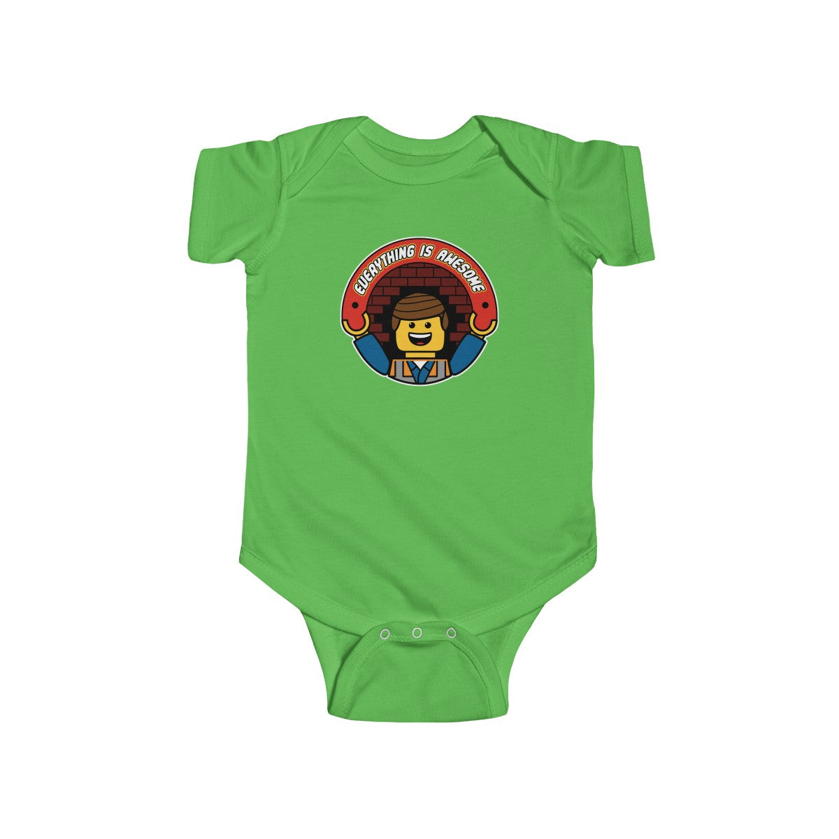 261c8ecddaee Everything is Awesome Baby Onesie