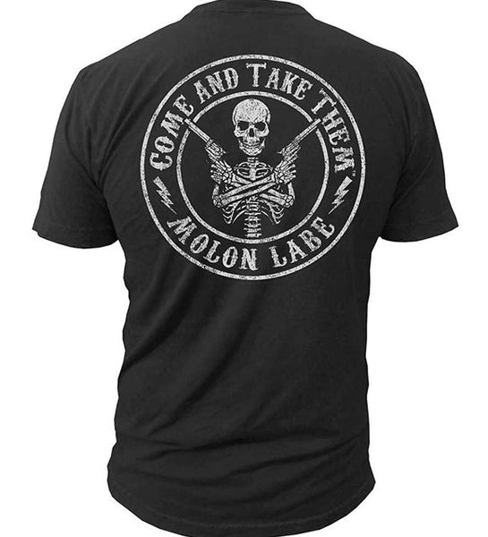 COME AND TAKE THEM MENS T-SHIRT