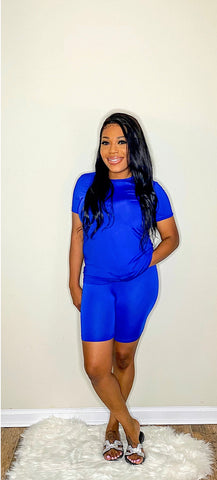 Royal Blue Necessary Set