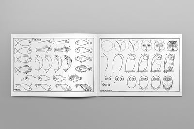 Book Beginners Drawing Illustrated Monthly