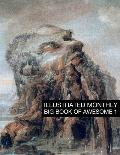 eBook Big Book of Awesome 1 Brad Reed