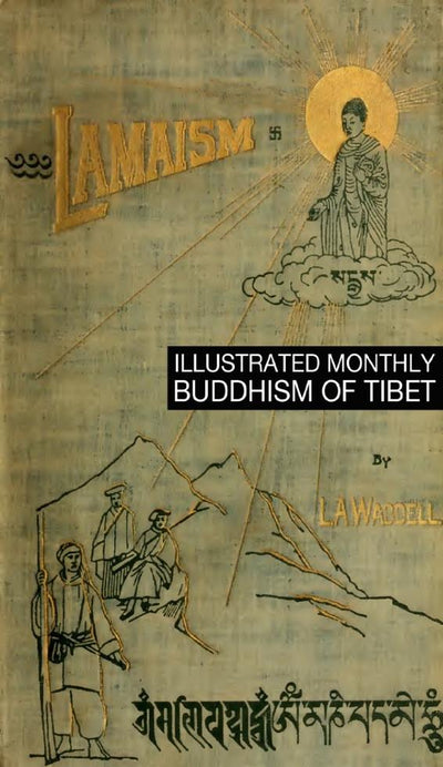 eBook Buddhism of Tibet Illustrated Monthly