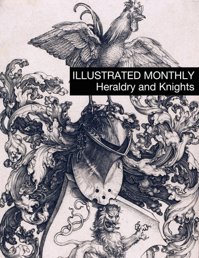 eBook Heraldry and Knights Illustrated Monthly