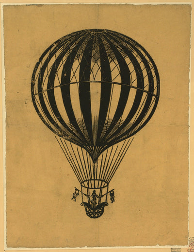 eBook Hot Air Balloons Illustrated Monthly