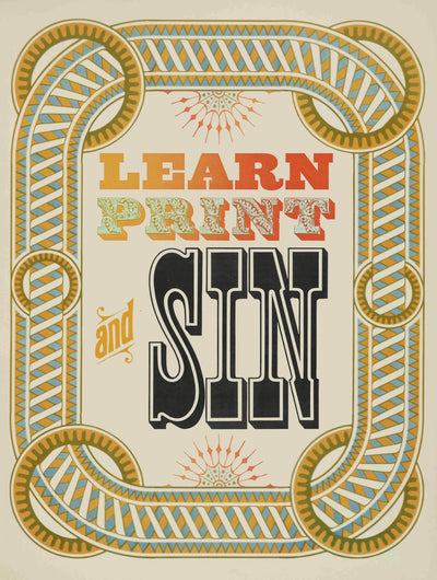 eBook Learn, Print and Sin big fish