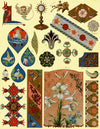 eBook Manuscript Ornaments Illustrated Monthly