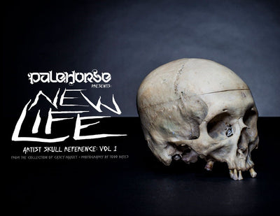 eBook New Life: Artist Skull Ref. Vol.1 Pale Horse
