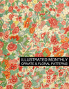 eBook Ornate & Floral Patterns Illustrated Monthly