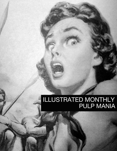 eBook Pulp Mania Illustrated Monthly
