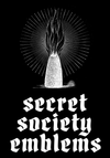 Book secret society emblems Illustrated Monthly