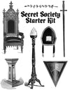 eBook Secret Society Starter Kit big fish