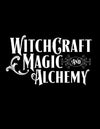 eBook witchcraft, magic and alchemy Illustrated Monthly