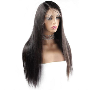 Closure wigs 150% Density