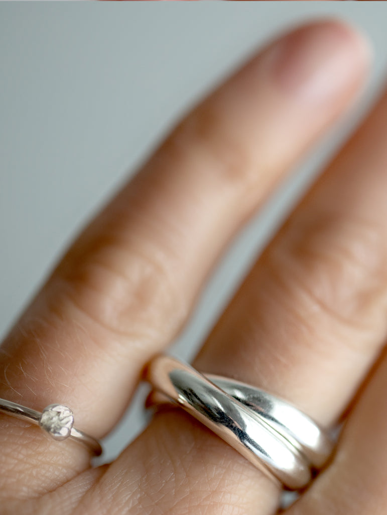 Eternity Loop Ring