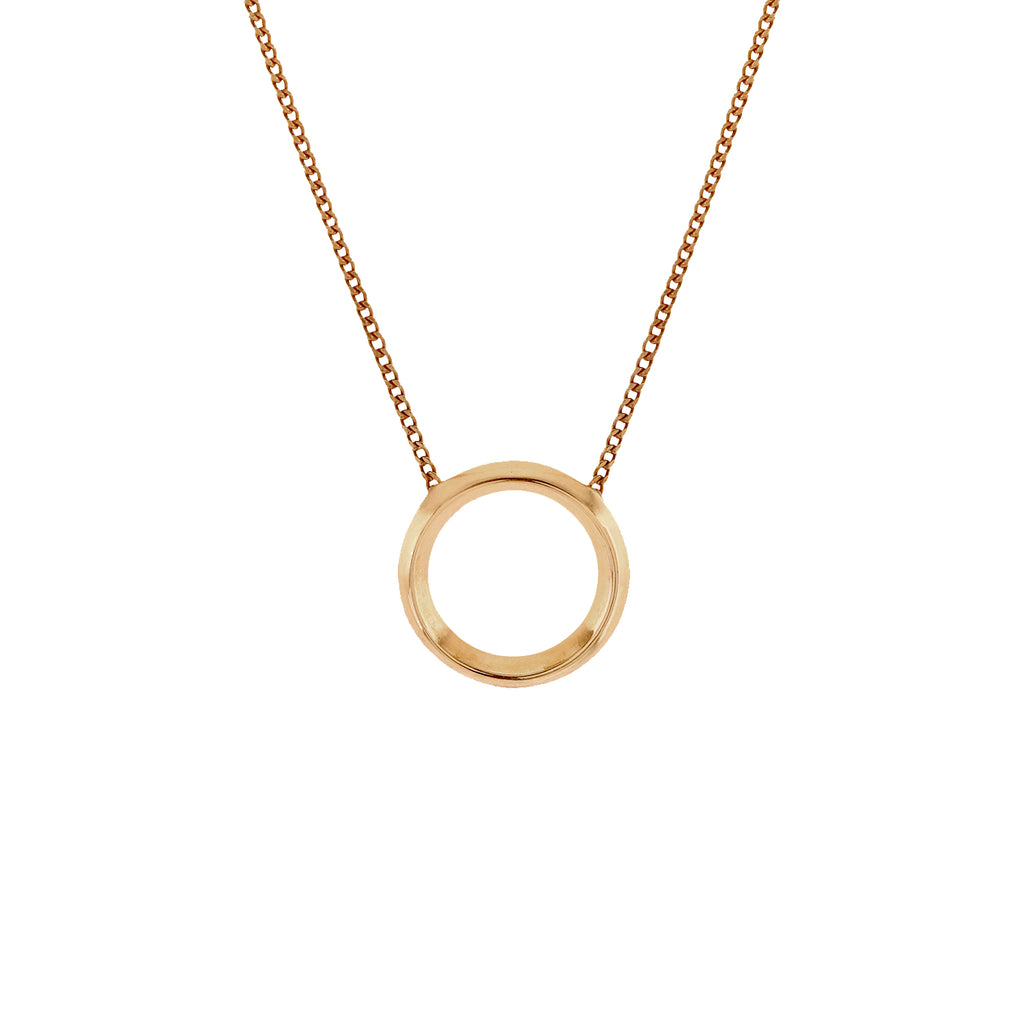 Moonlit Necklace Gold