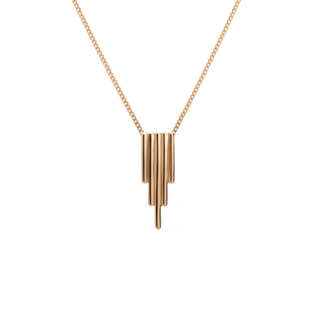 Oblique Necklace