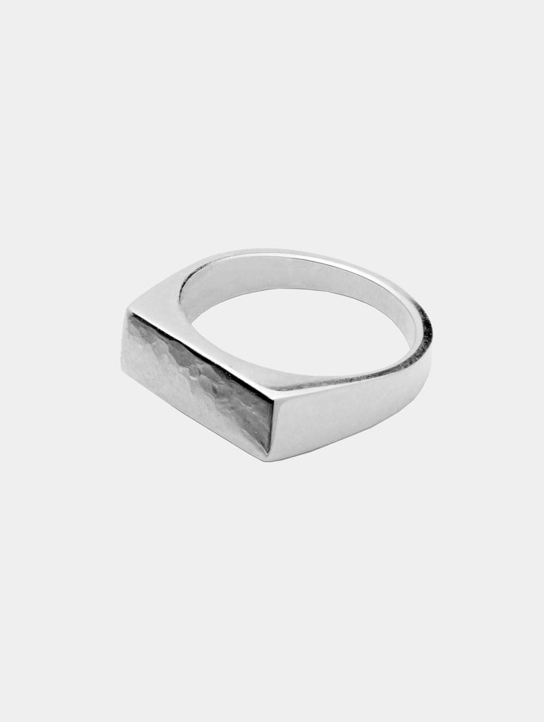 River Signet Ring