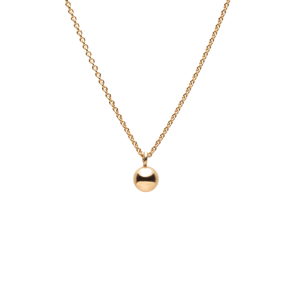 Stratos Necklace Gold