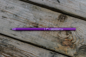 University Purple Pencil