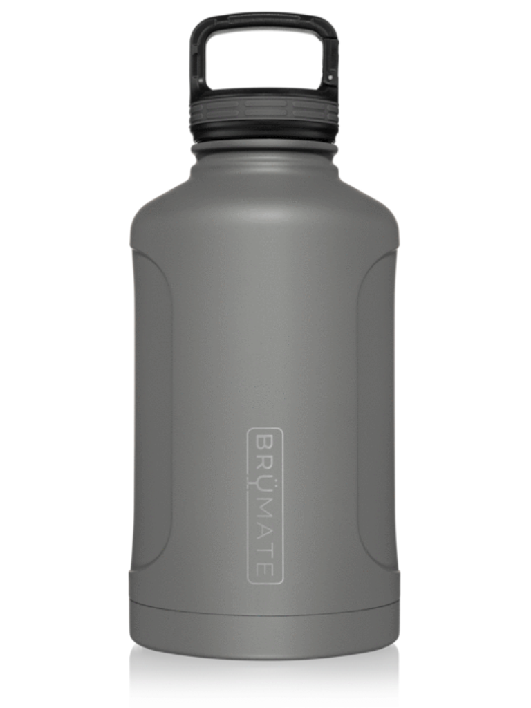 BrüMate Growl'r l Matte Gray (64 oz)