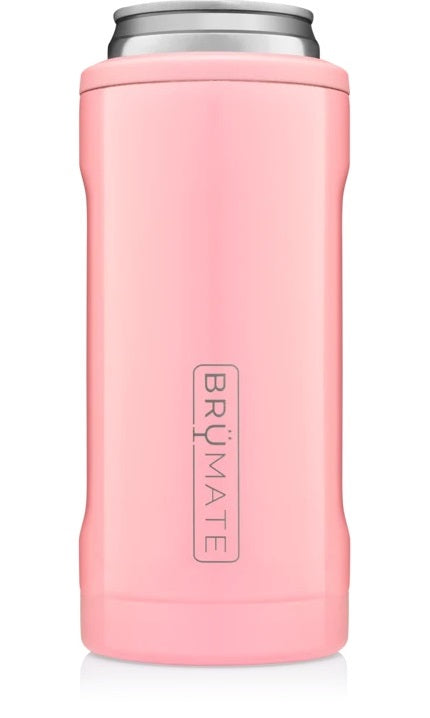 BrüMate Hopsulator Slim l Blush (12 oz slim cans)