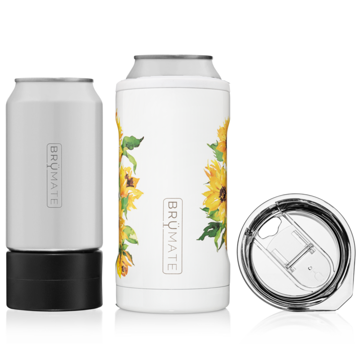BrüMate Hopsulator Trio 3-in-1 l Sunflower (16oz/12oz cans)