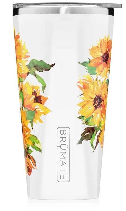 BrüMate Imperial Pint 20 oz l Sunflower