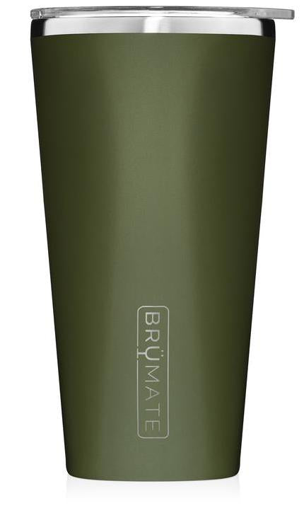 BrüMate Imperial Pint 20 oz V2.0 l OD Green